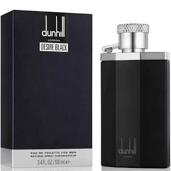 DUNHILL DESIRE BLACK (M) EDT 100ML