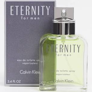 CALVIN KLEIN ETERNITY (M) EDT 100ML