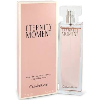 CALVIN KLEIN ETERNITY MOMENT (W) EDP 100ML