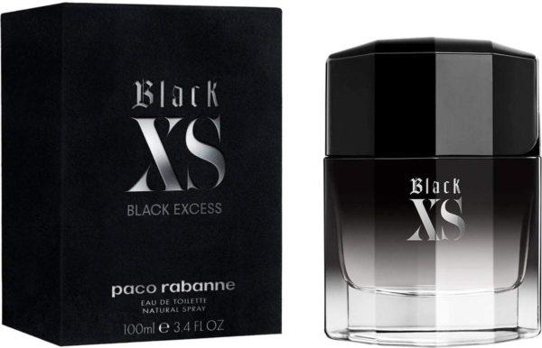 PACO RABANNE BLACK XS (M) EDT 100ML