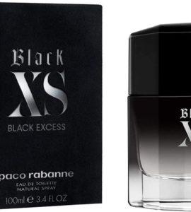 PACO RABANNE BLACK XS 2018 (M) EDT 100ML