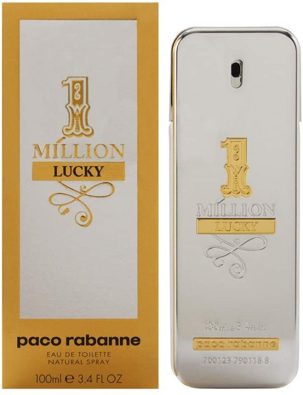 PACO RABANNE 1 MILLION LUCKY (M) EDT 100ML