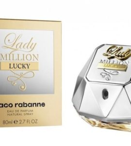 PACO RABANNE LADY MILLION LUCKY(W) EDP 80ML