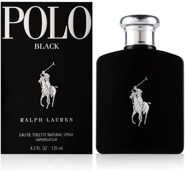 RALPH LAUREN POLO BLACK (M) EDT 125ML