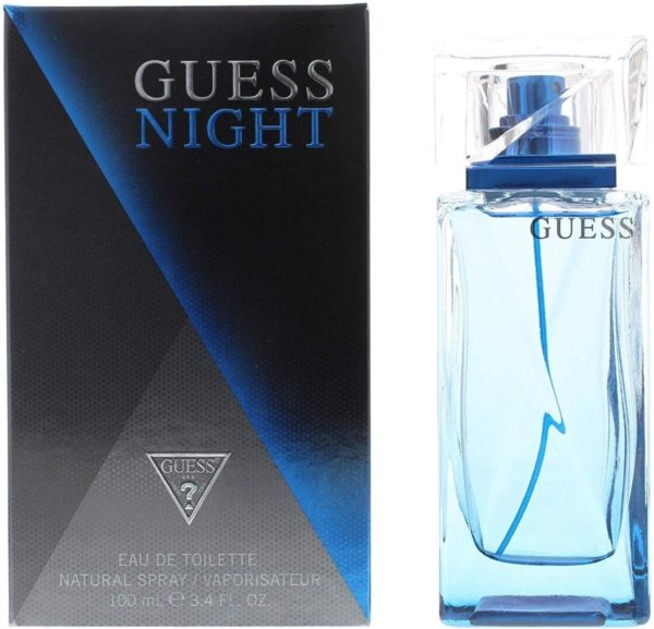 GUESS NIGHT (M) EDT 100ML