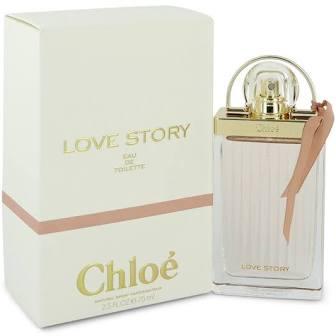 CHLOE LOVE STORY (W) EDT 75ML