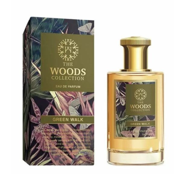 THE WOODS COLLECTION GREEN WALK EDP 100ML