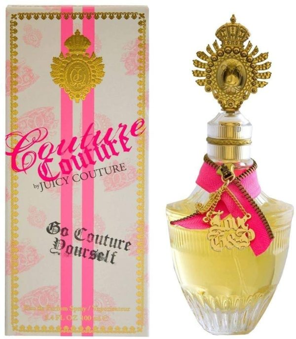 JUICY COUTURE COUTURE CLASSIC (W) EDP 100ML