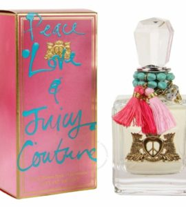 JUICY COUTURE PEACE LOVE (W) EDP 100ML