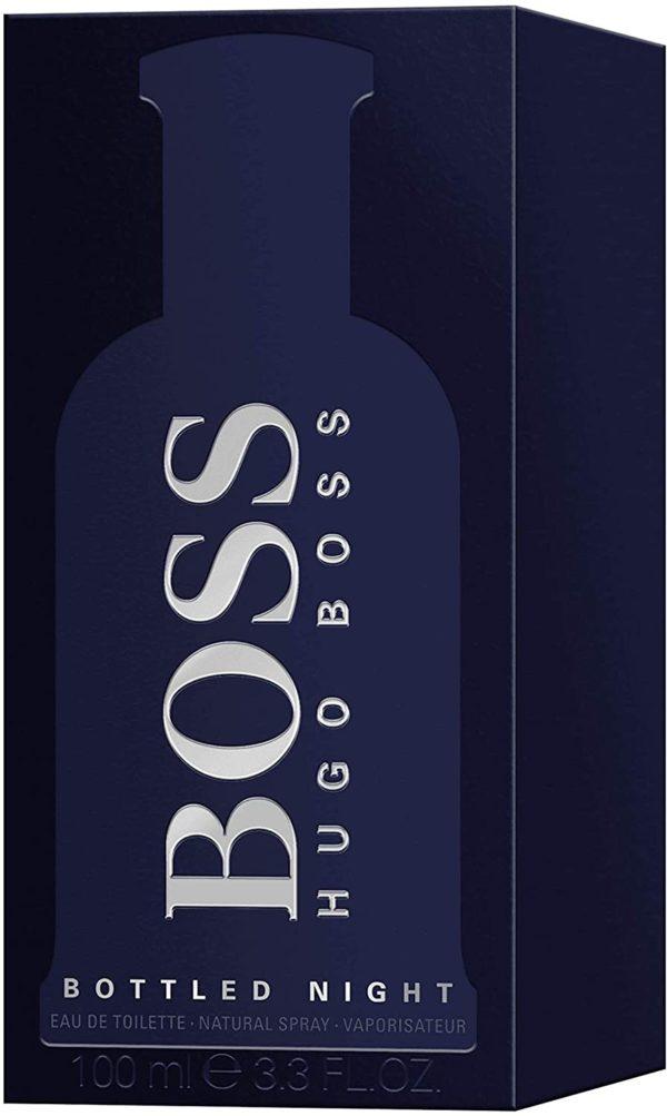 HUGO BOSS BOTTLED NIGHT (M) EDT 100ML