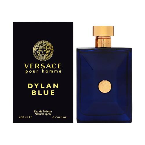 VERSACE DYLAN BLUE (M) EDT 200ML