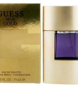 GUESS GOLD MAN EDT 75ML