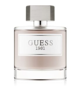 GUESS 1981 (M) EDT 100ML