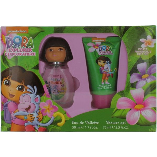 Dora & Boots L'Exploratice Kids G Edt 50 Ml