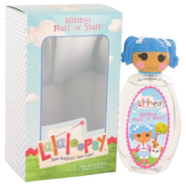 Lalaloopsy Mittens Fluff 'N' Stuff Kids G Edt 100 Ml